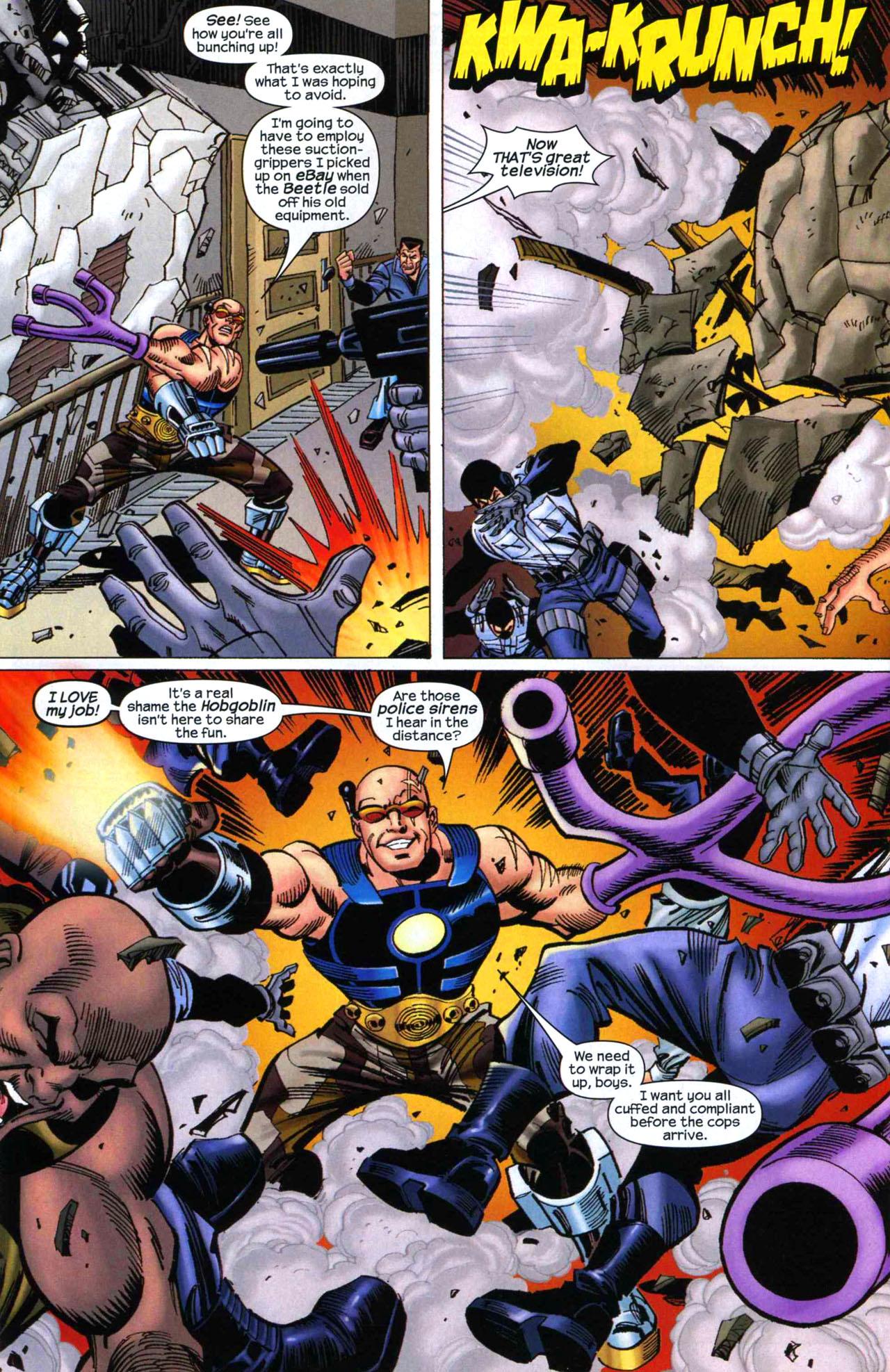 Amazing Spider-Girl #5 #26 - English 19