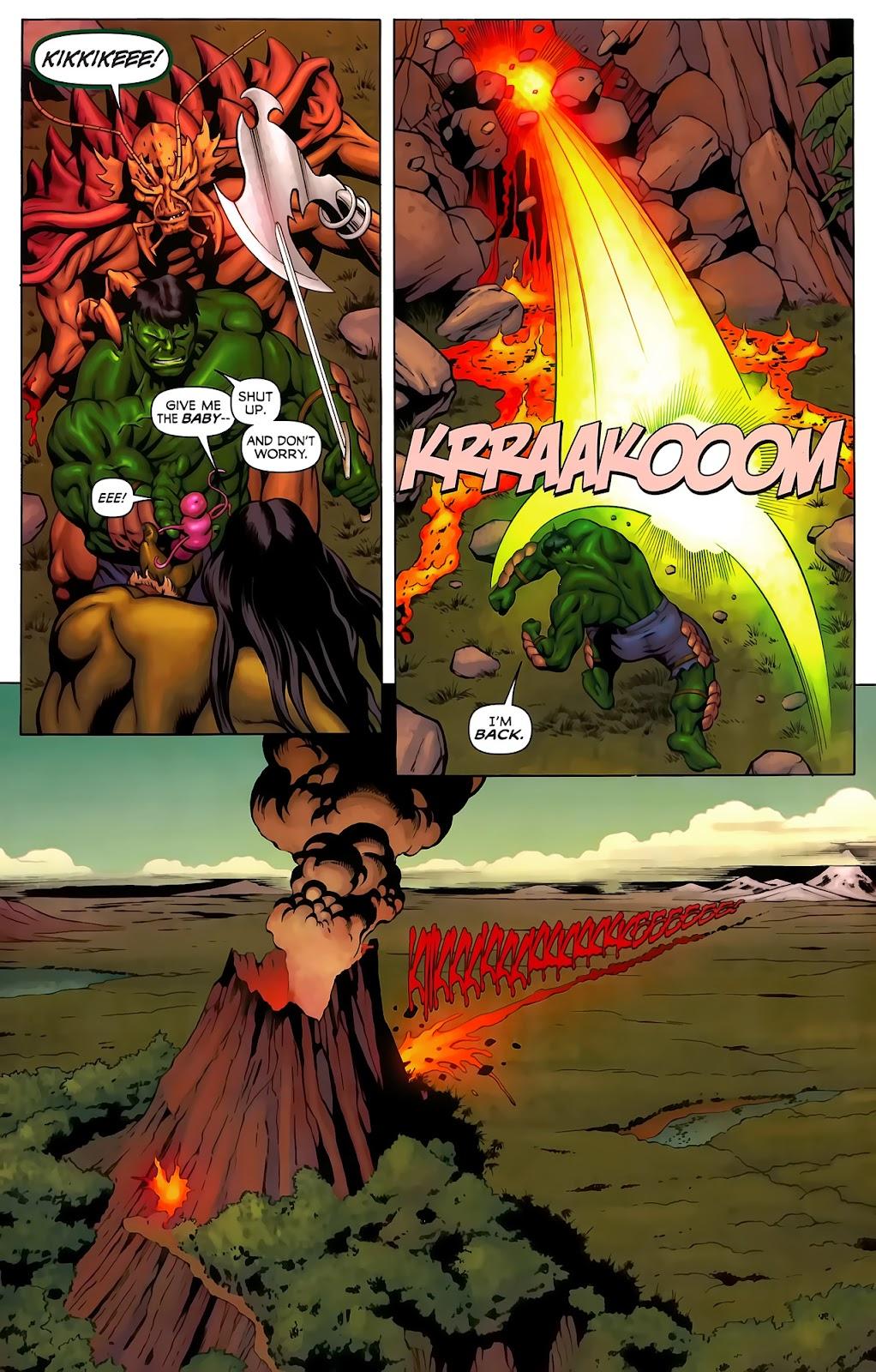 Incredible Hulks (2010) Issue #625 #15 - English 20
