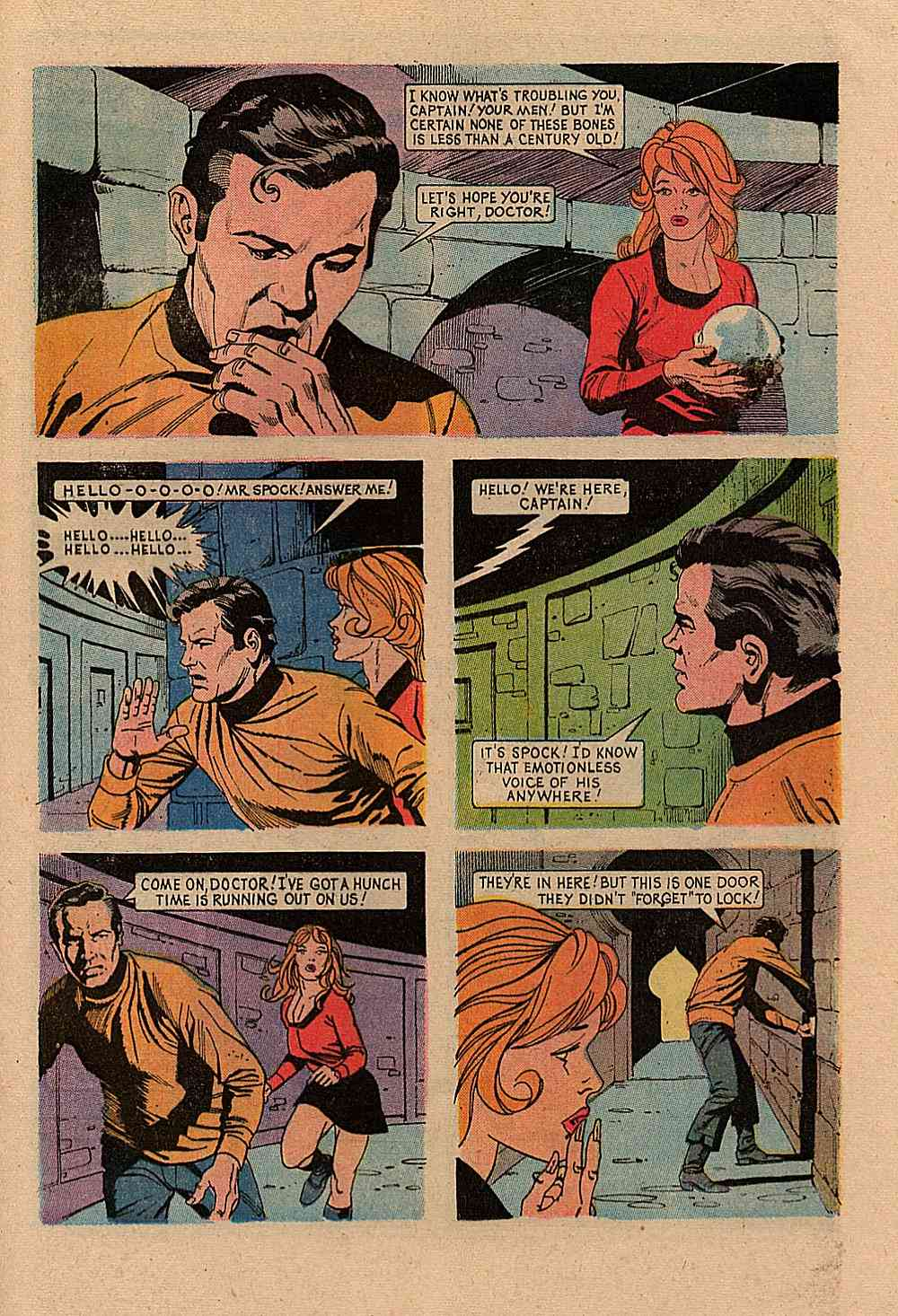 Star Trek (1967) Issue #19 #19 - English 16