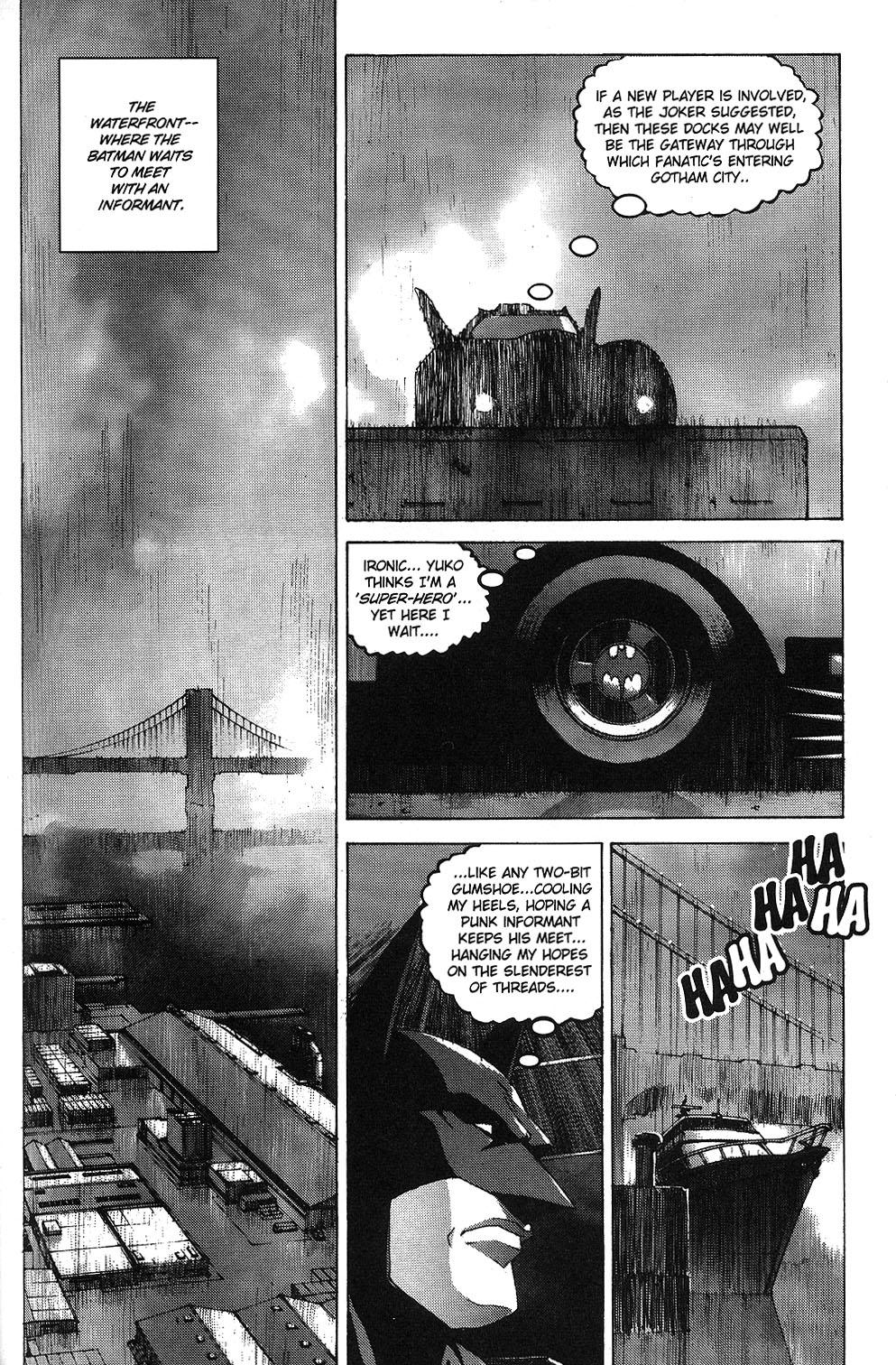 Read online Batman: Child of Dreams comic -  Issue # Full - 90
