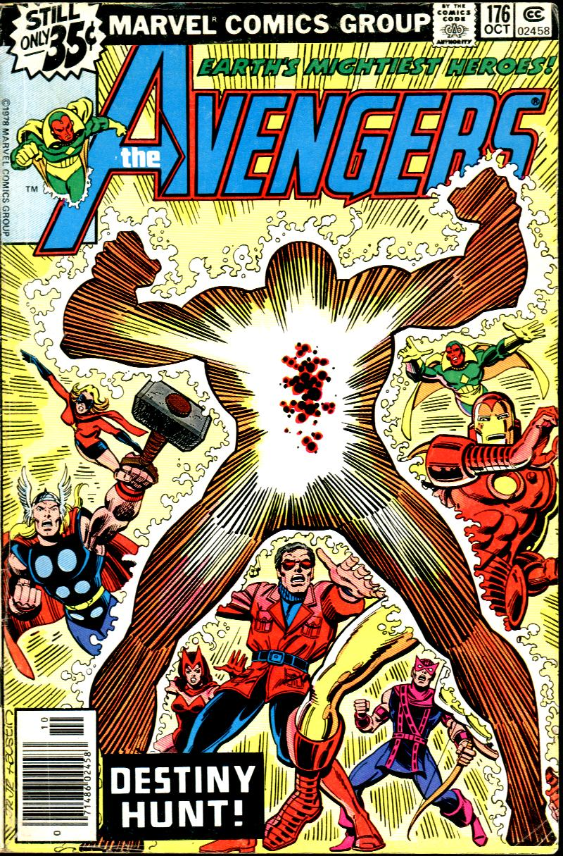 The Avengers (1963) 176 Page 1