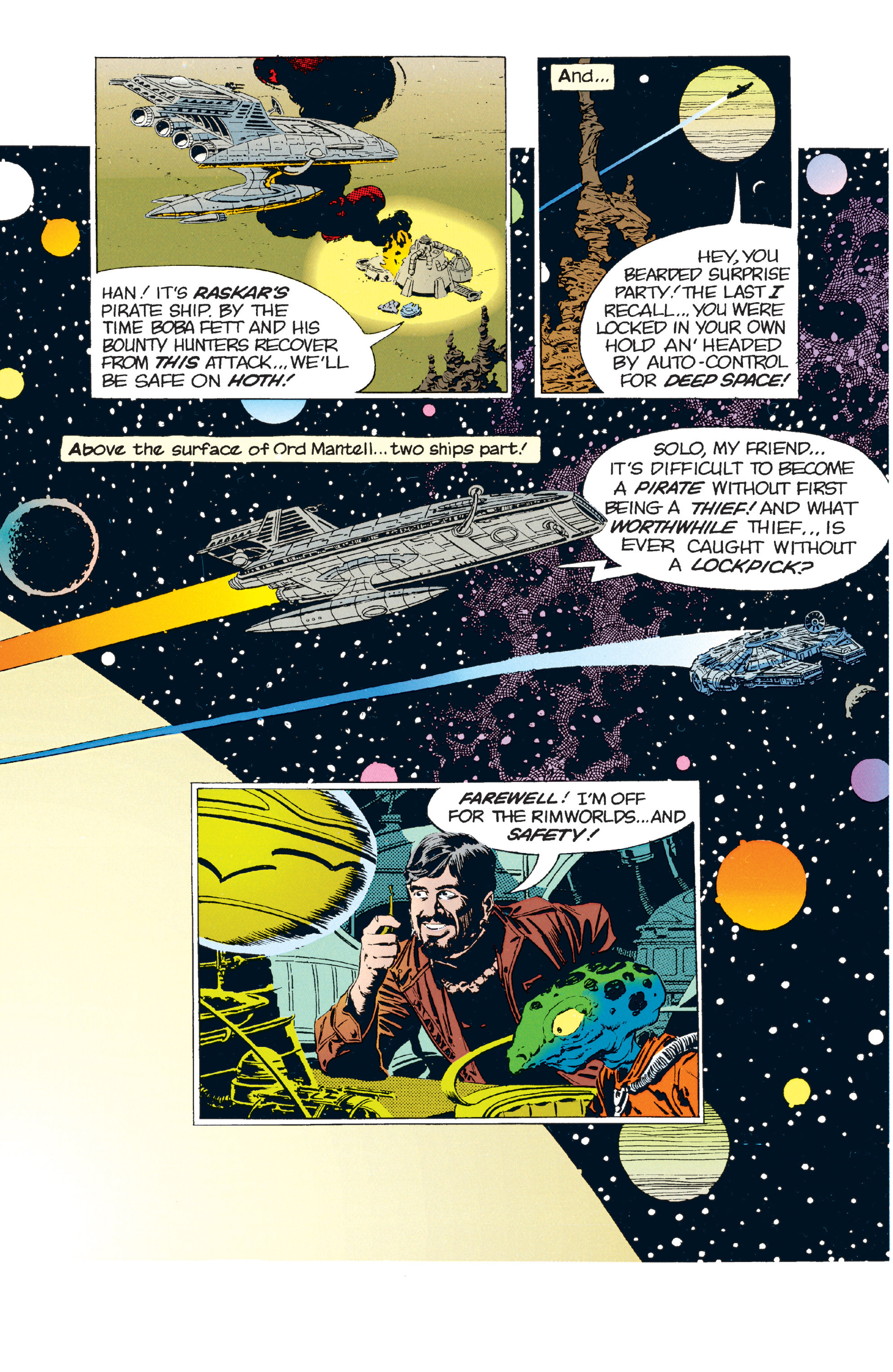 Classic Star Wars #20 #20 - English 32