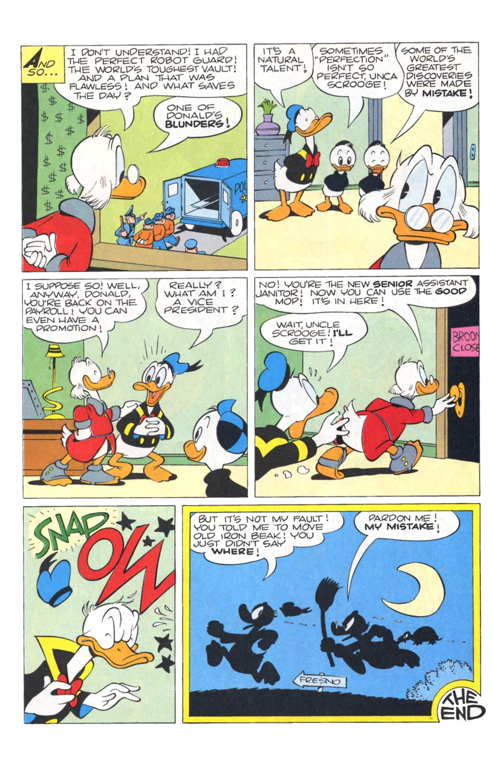 Uncle Scrooge (1953) Issue #252 #252 - English 28