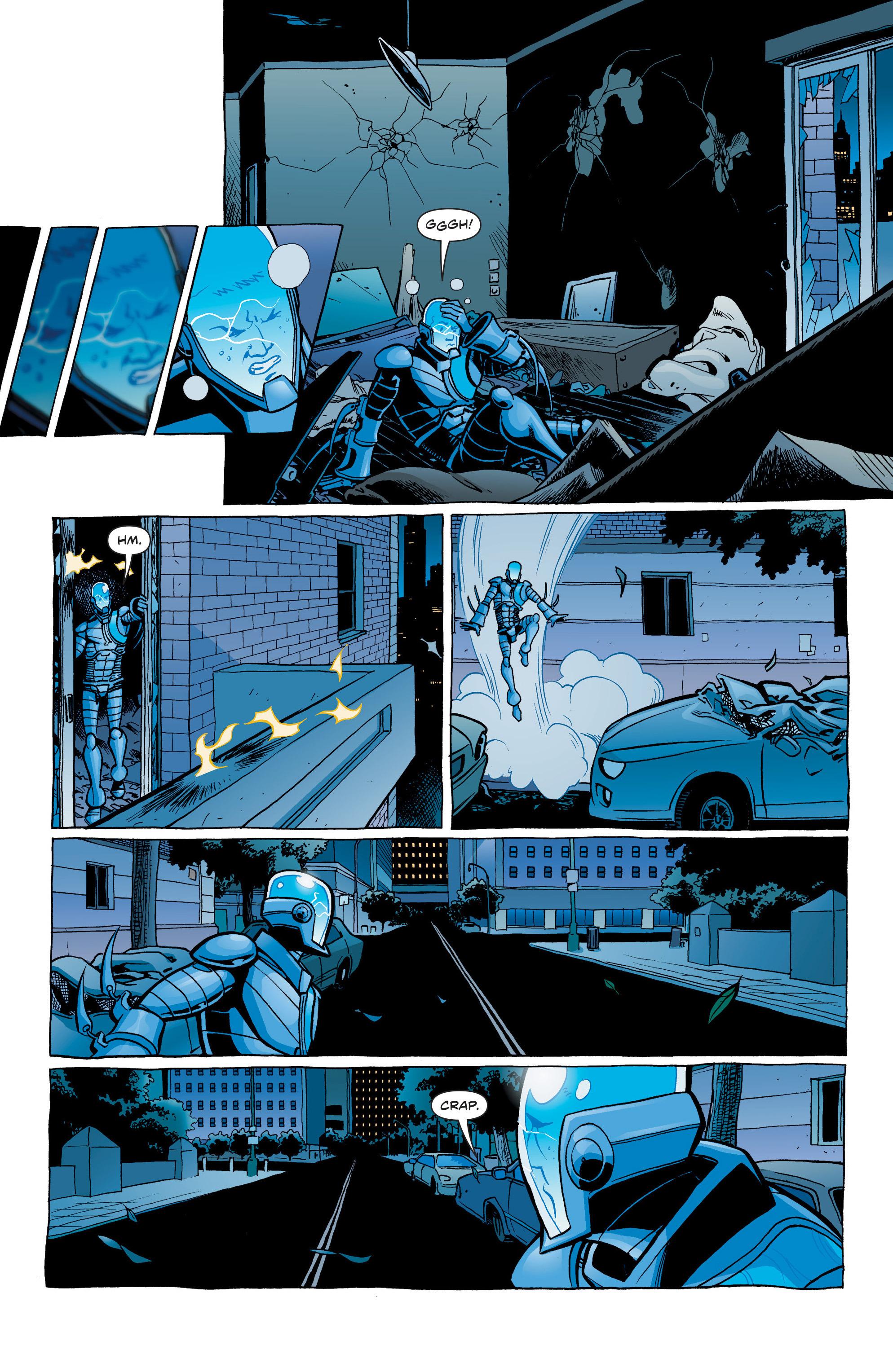 Read online Secret Identities comic -  Issue #3 - 6
