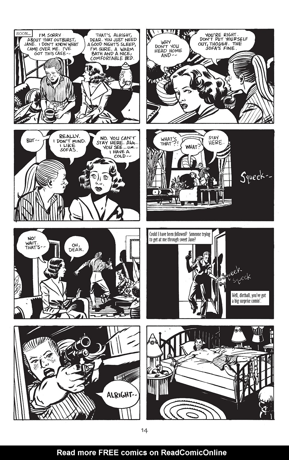 Stray Bullets Issue #18 #18 - English 16