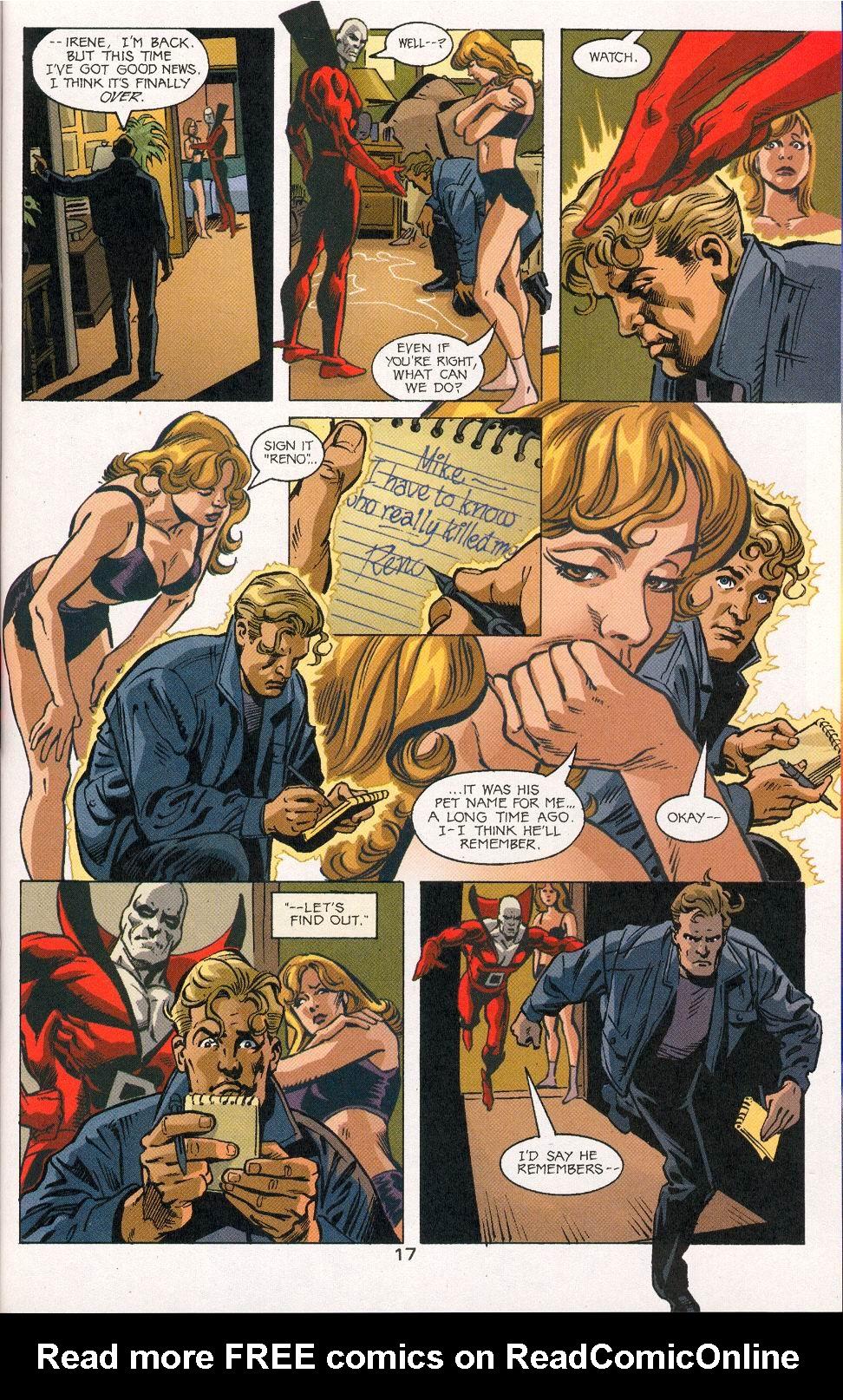 Read online Deadman (2002) comic -  Issue #6 - 18