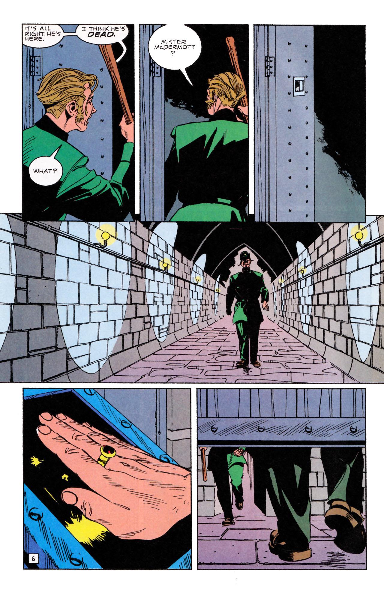Read online Sebastian O comic -  Issue #1 - 8