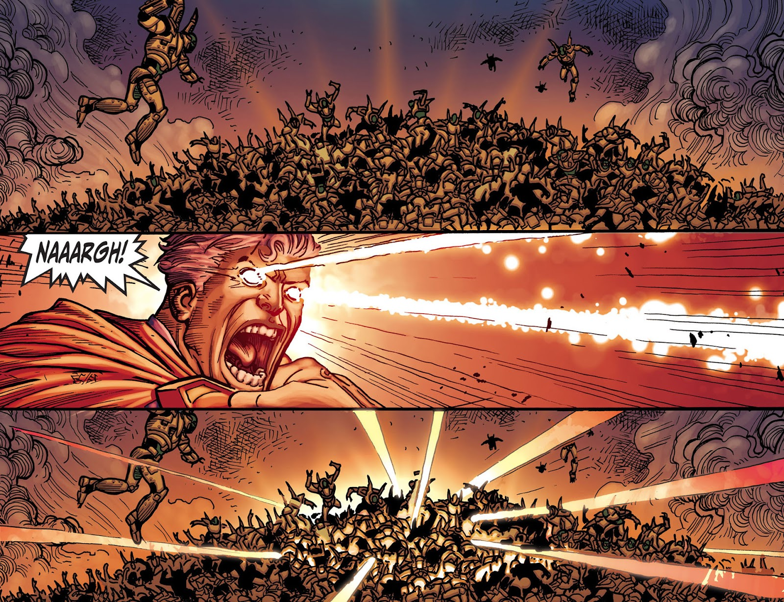 Injustice: Gods Among Us [I] Issue #23 #24 - English 21