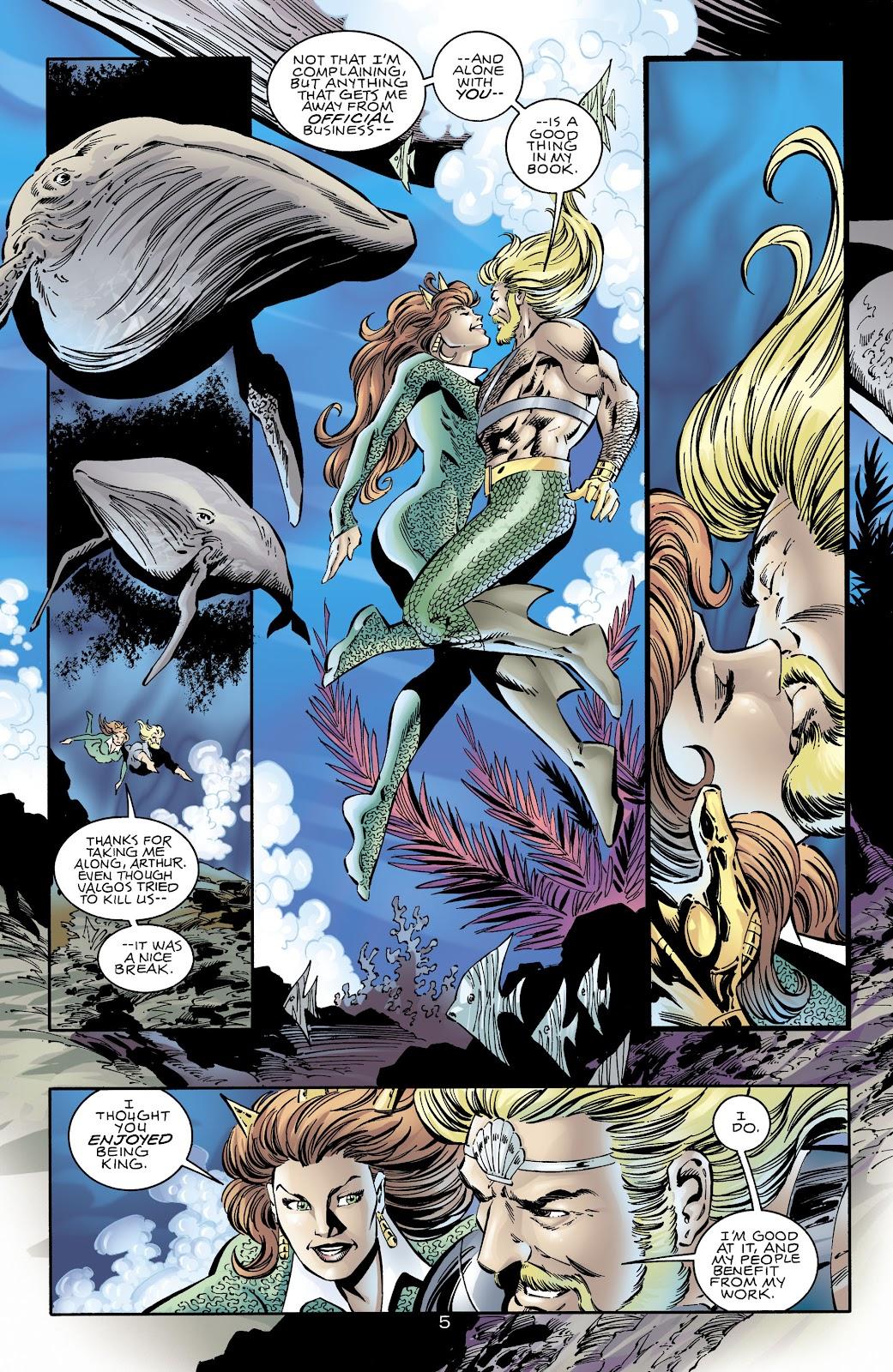 Aquaman (1994) Issue #74 #80 - English 5
