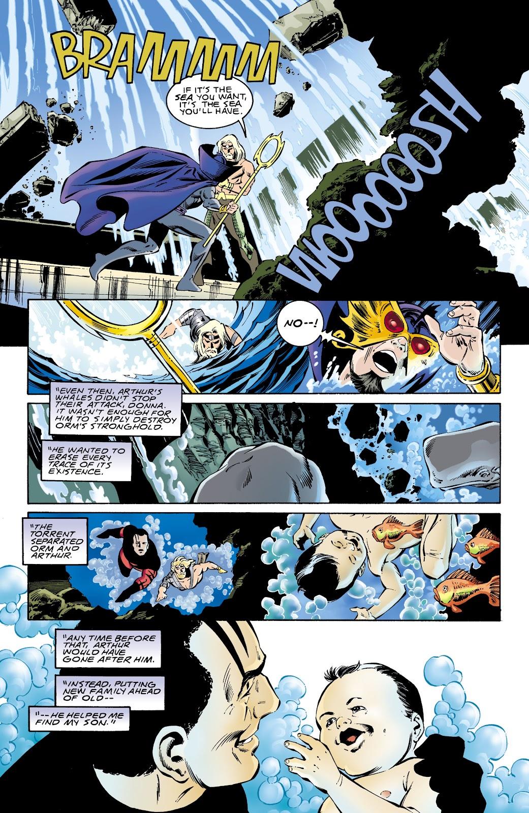 Aquaman (1994) Issue #68 #74 - English 18