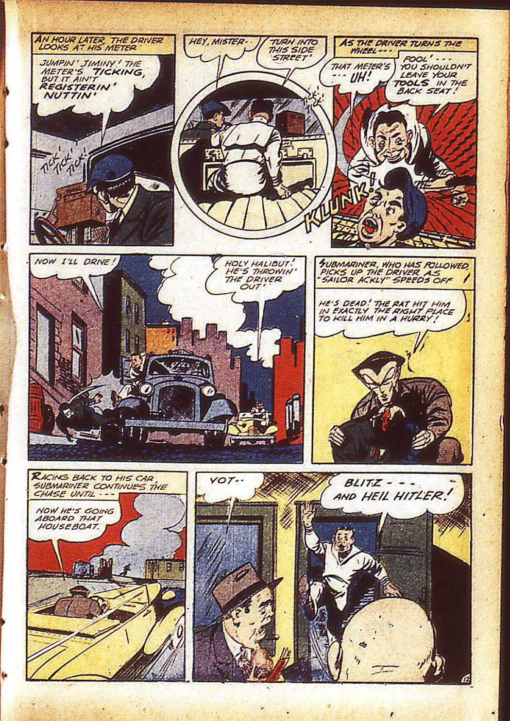 Sub-Mariner Comics Issue #10 #10 - English 36