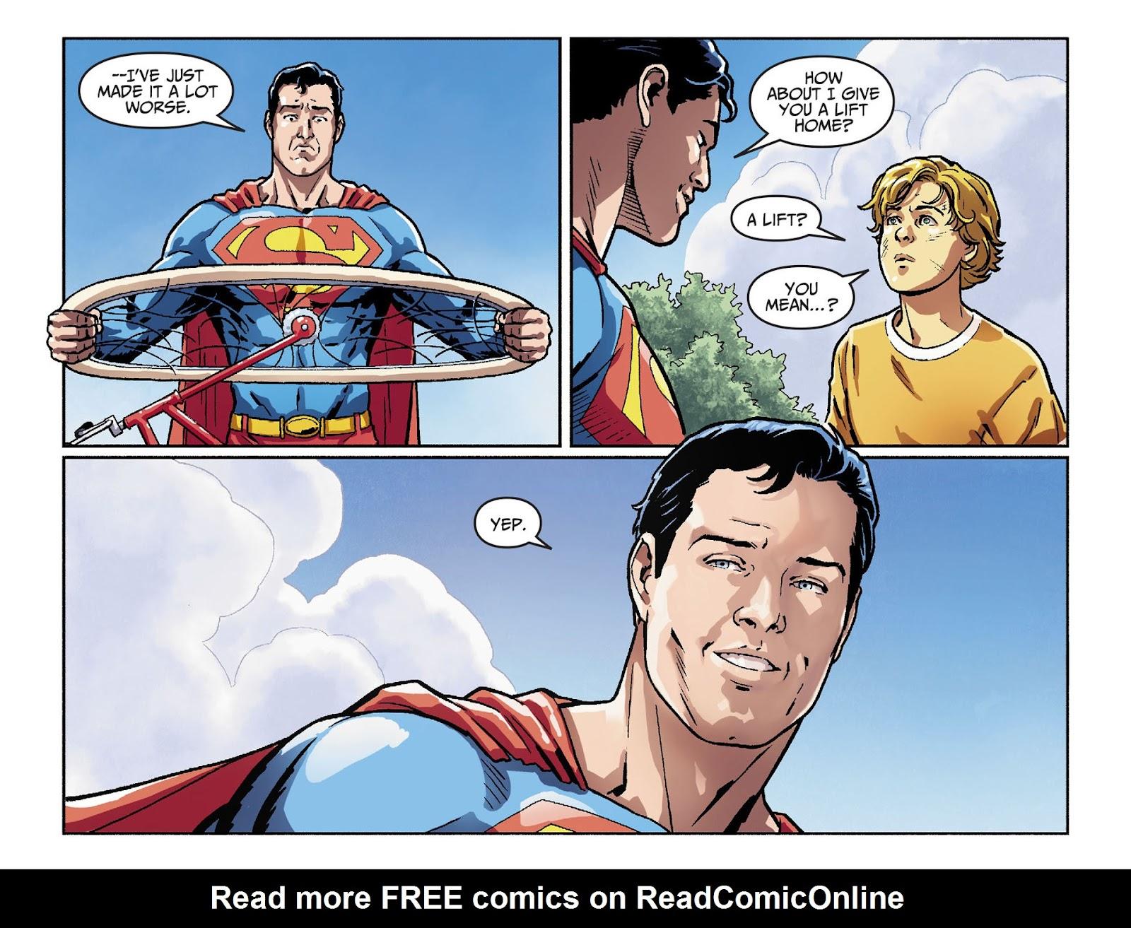 Injustice: Gods Among Us [I] Issue #30 #31 - English 7