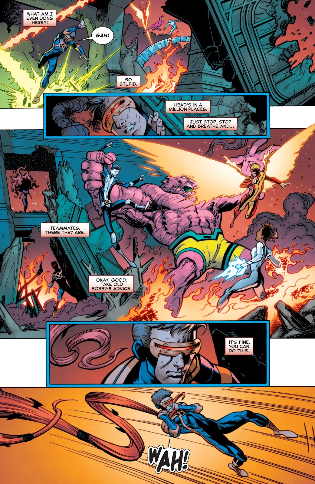All-New X-Men (2016) Issue #18 #20 - English 7