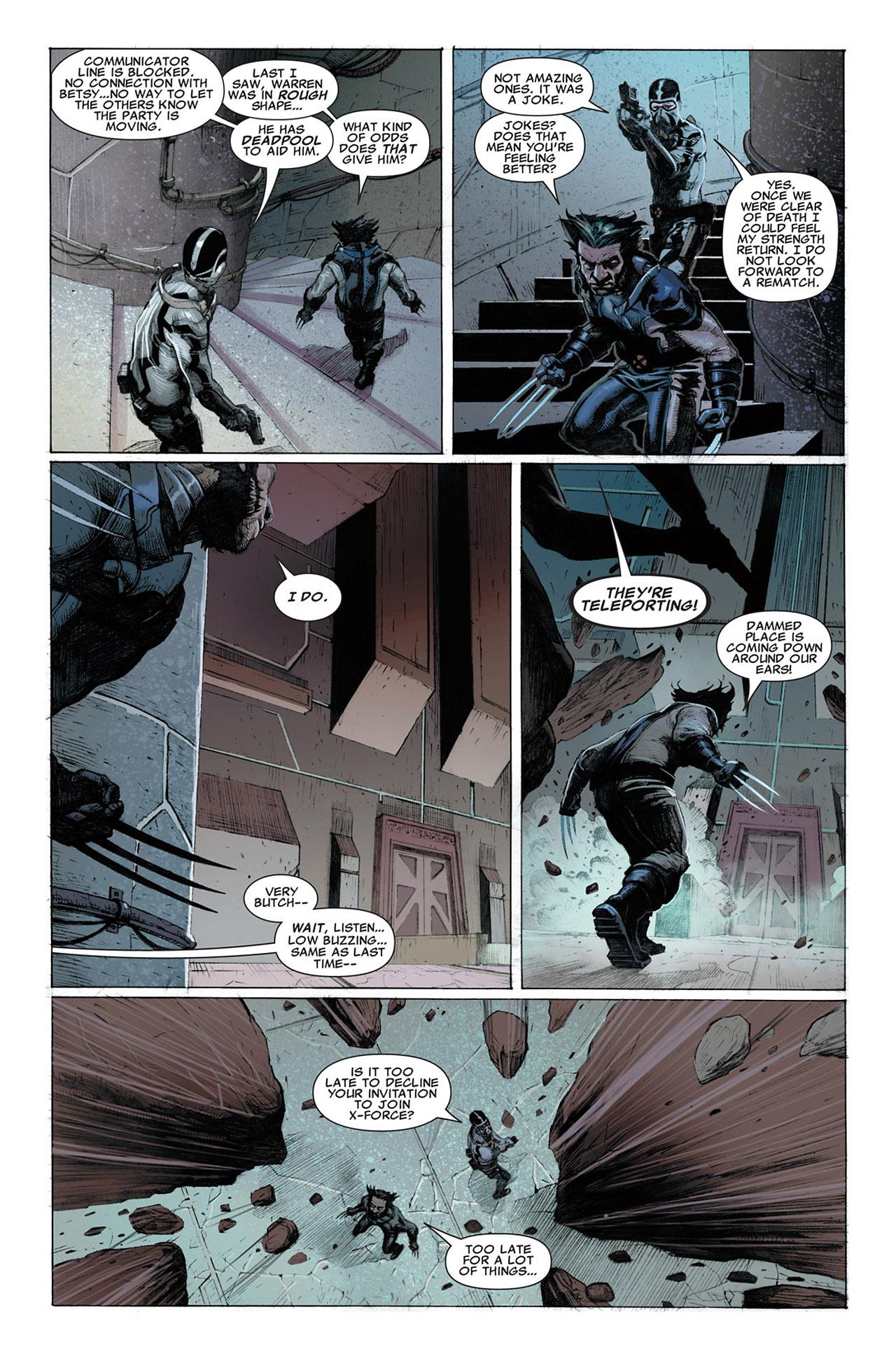 Uncanny X-Force (2010) #3 #35 - English 22