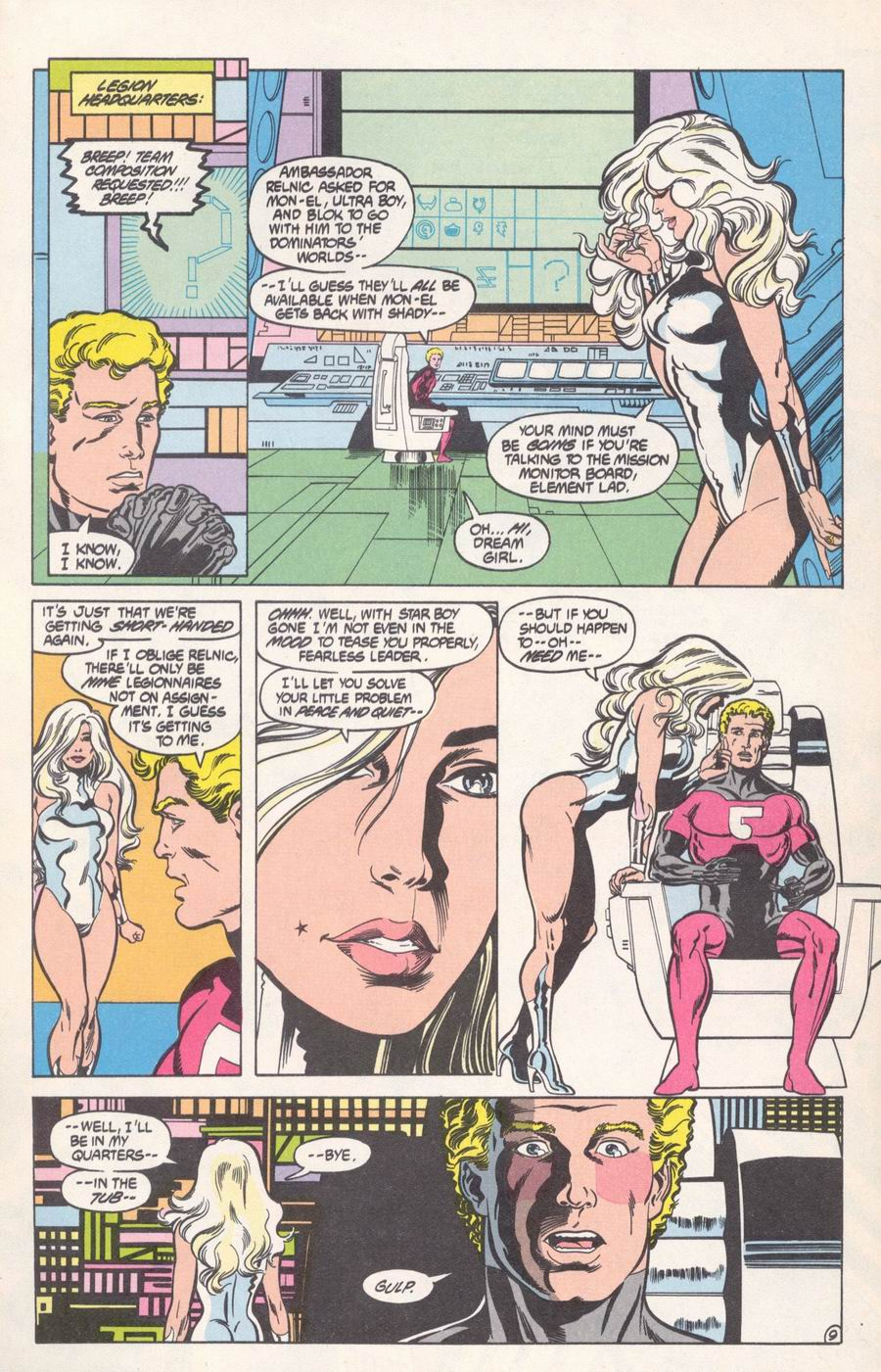 Tales of the Legion Issue #354 #41 - English 10