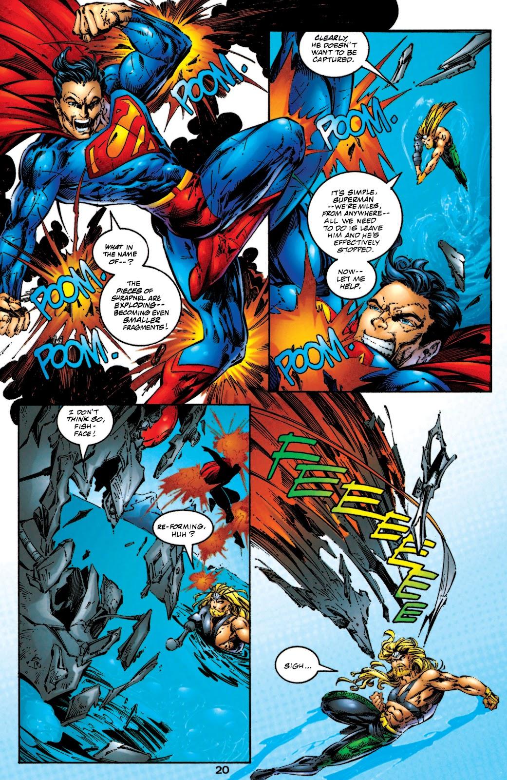 Aquaman (1994) Issue #53 #59 - English 21