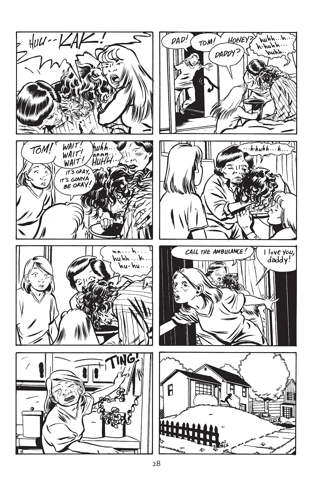 Stray Bullets Issue #7 #7 - English 30