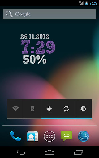 ClockQ Premium - Digital Clock Widget Apk v3.0.6