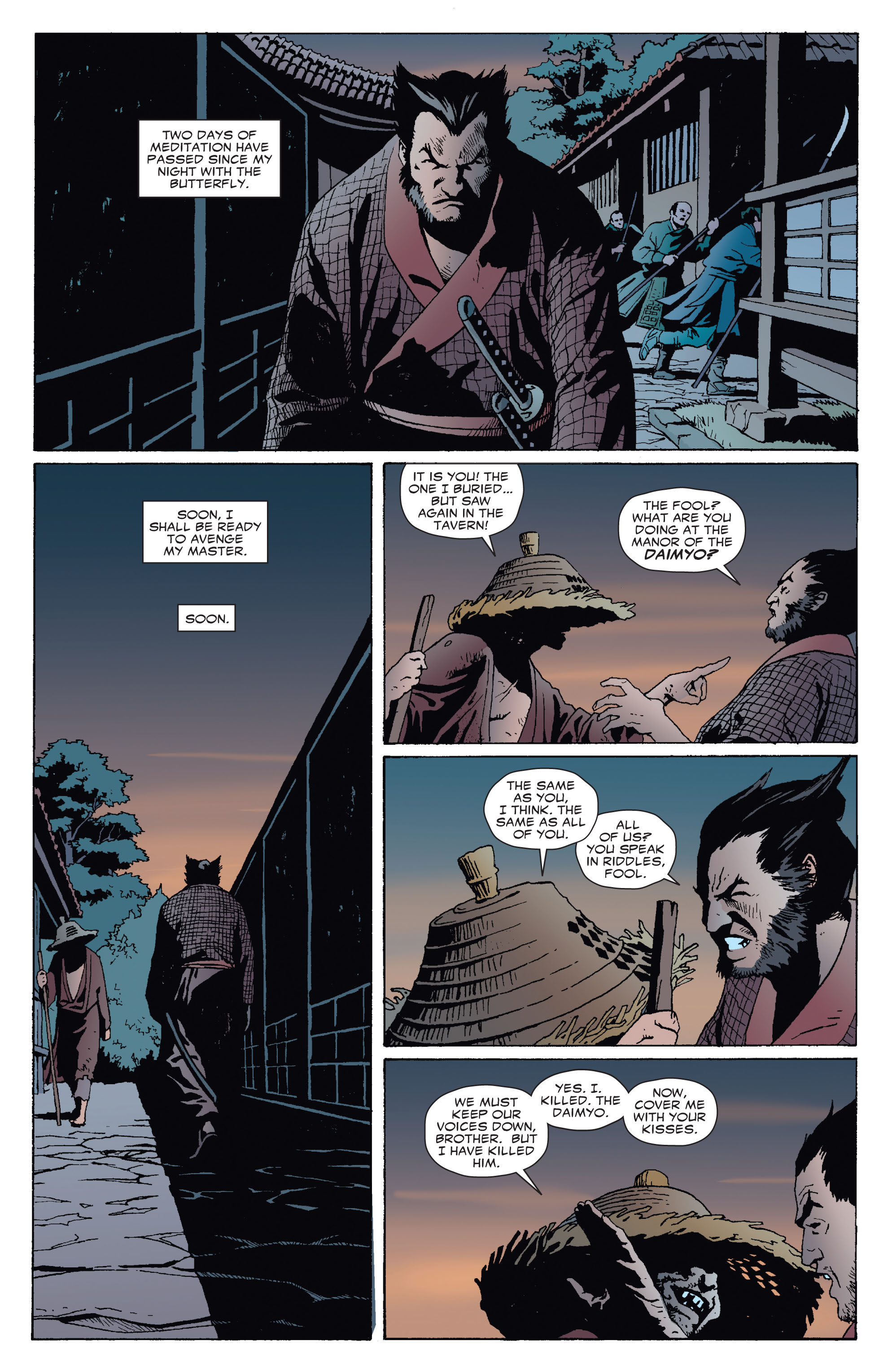 5 Ronin (2011) 5 Page 19