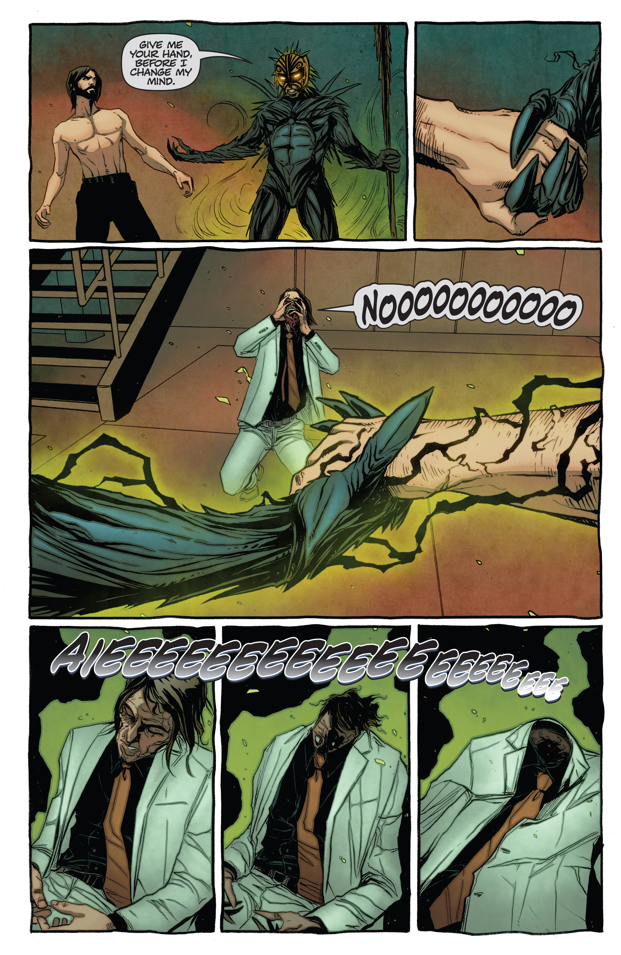 Read online The Darkness (2007) comic -  Issue #115 - 14