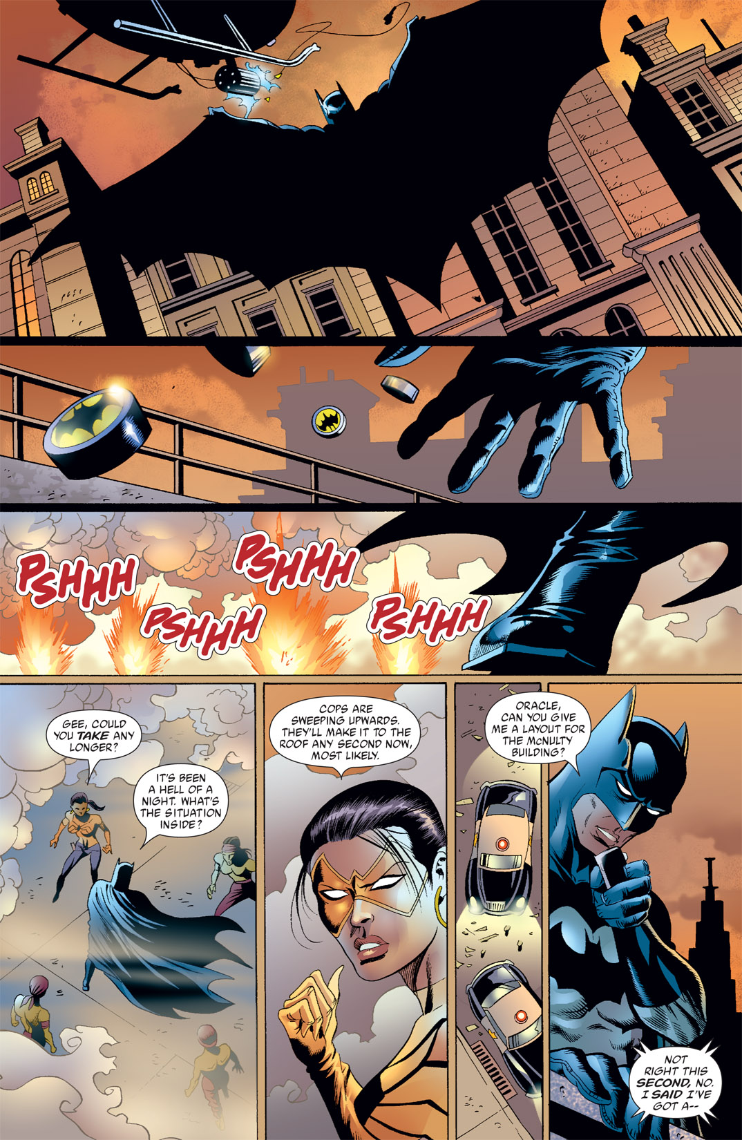 Read online Batman: War Games comic -  Issue #7 - 12
