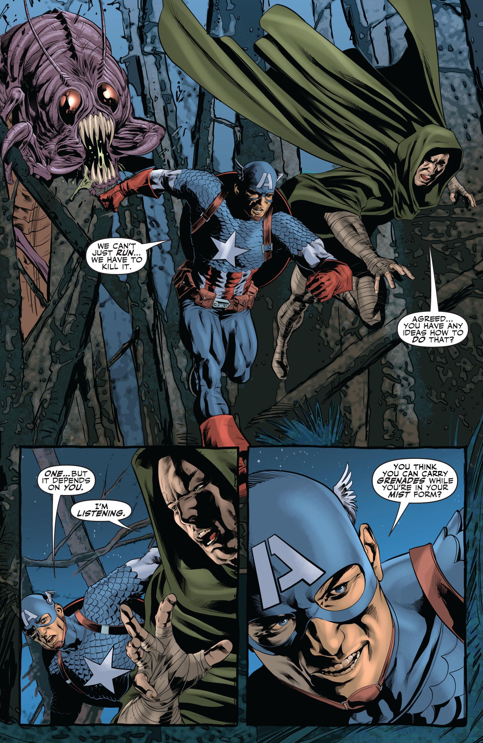 Read online Secret Avengers (2010) comic -  Issue #12 - 17