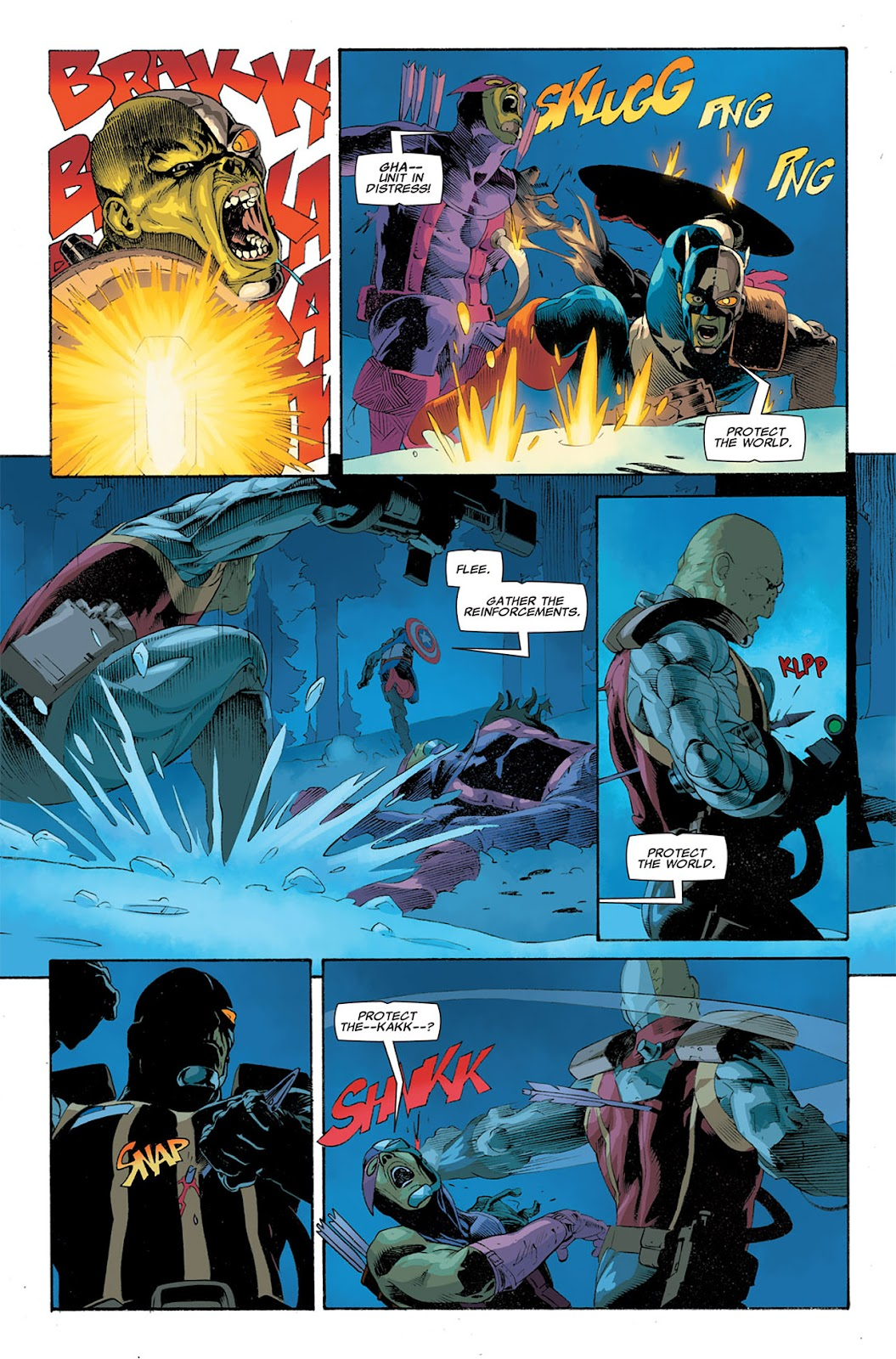 Uncanny X-Force (2010) Issue #6 #7 - English 12