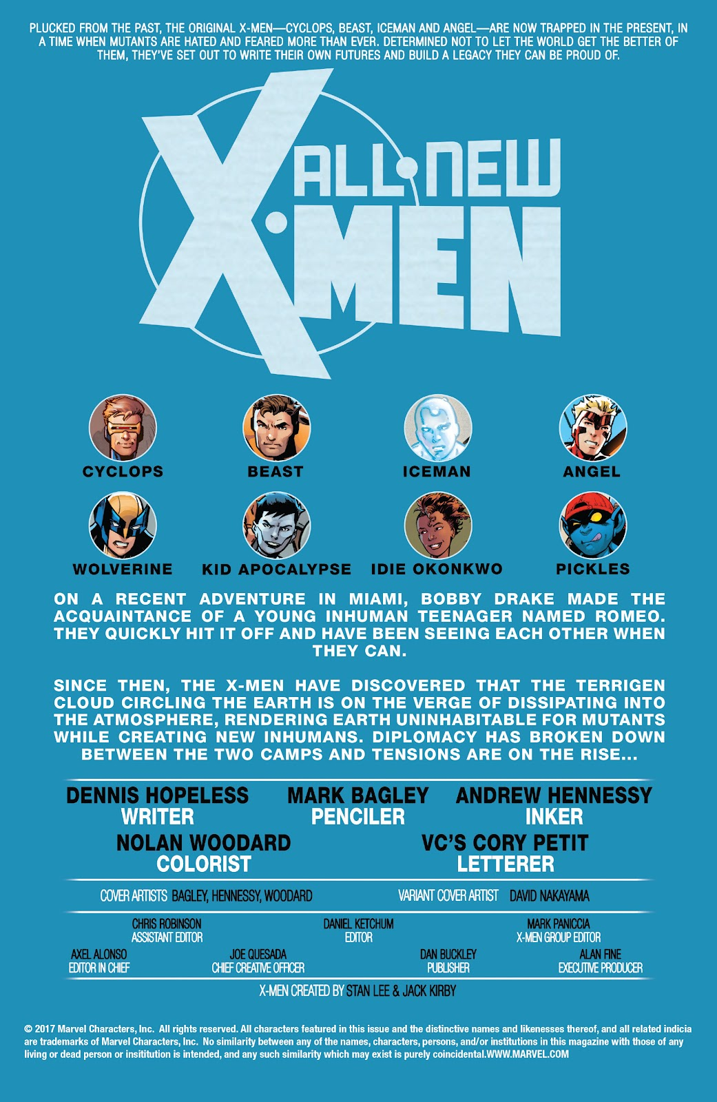 All-New X-Men (2016) Issue #17 #19 - English 2