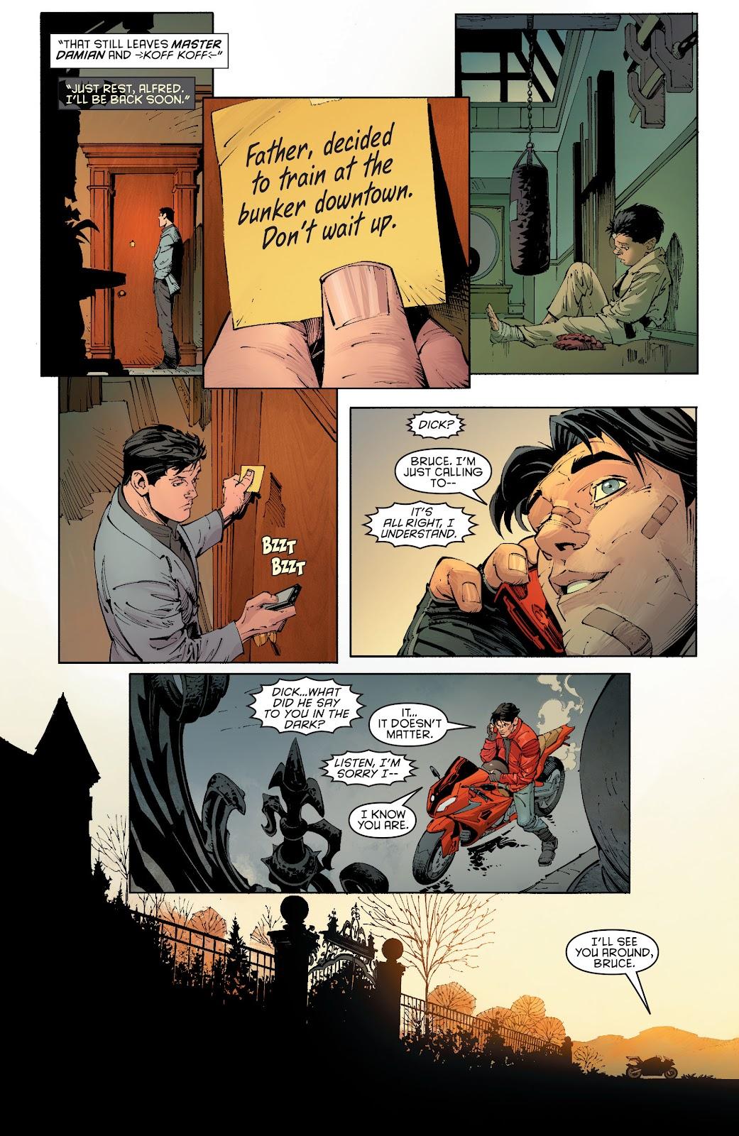 Batman (2011) Issue #17 #32 - English 29