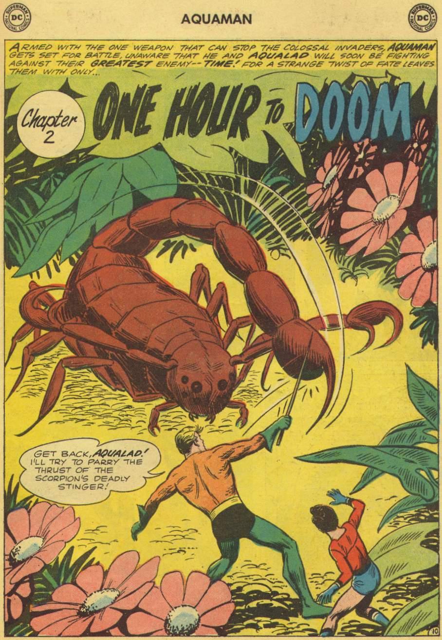 Read online Aquaman (1962) comic -  Issue #1 - 15