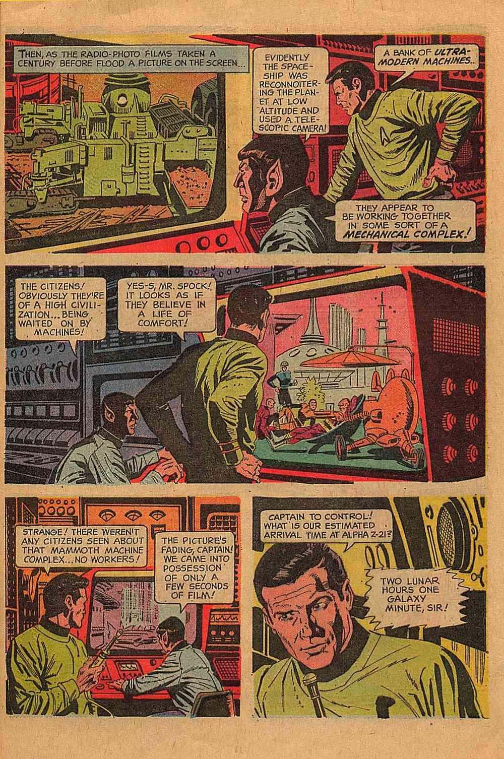Star Trek (1967) Issue #3 #3 - English 4