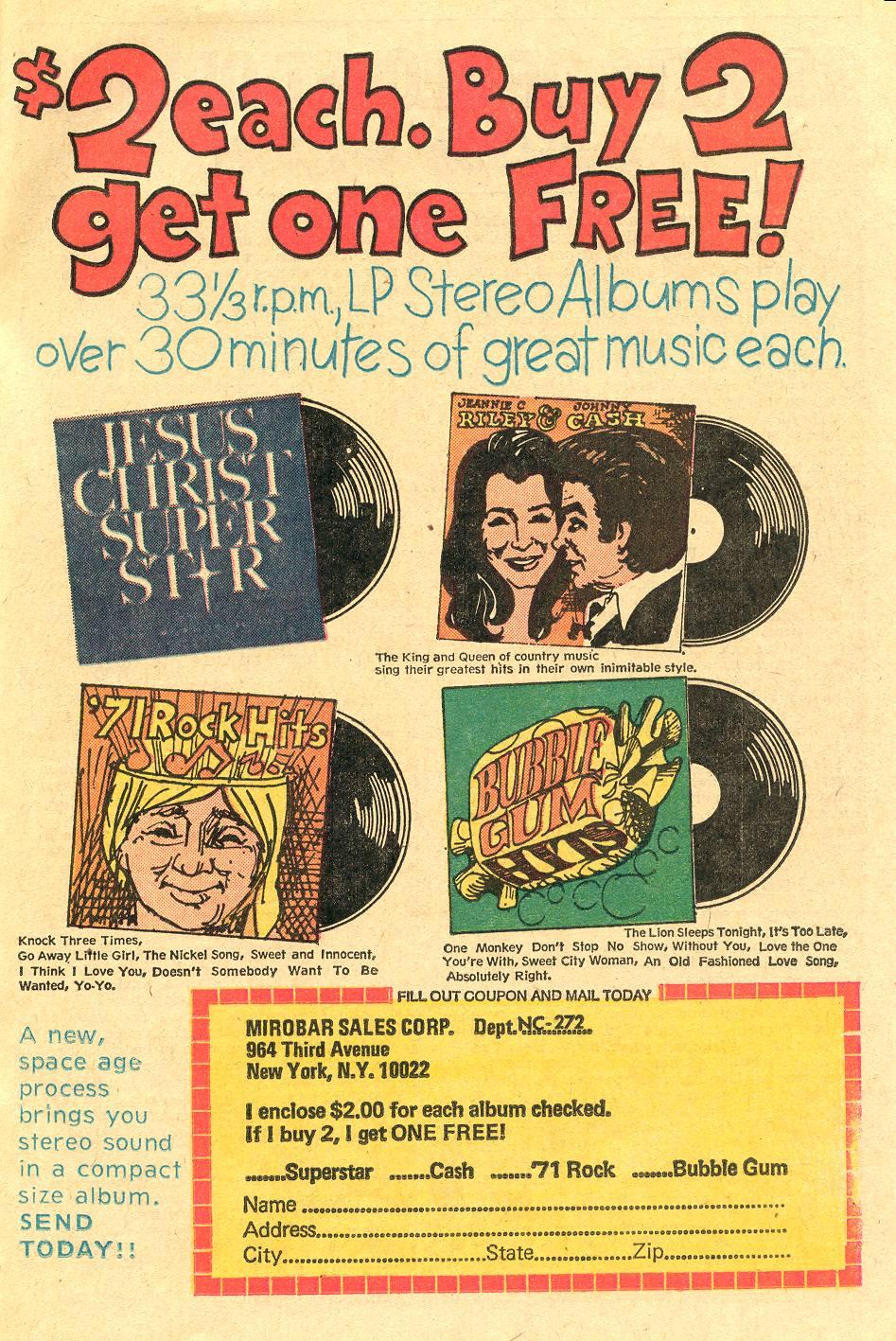 Read online Secret Origins (1973) comic -  Issue #1 - 17