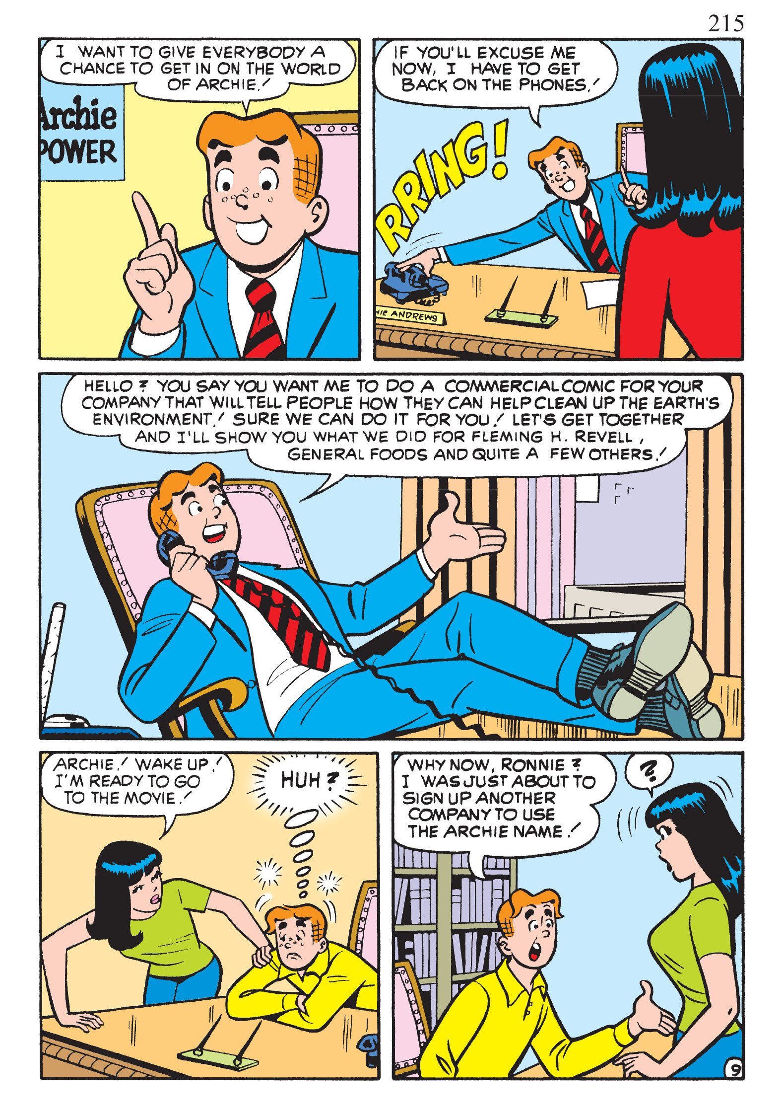 Read online The Best of Archie Comics comic -  Issue # TPB 1 (Part 1) - 211