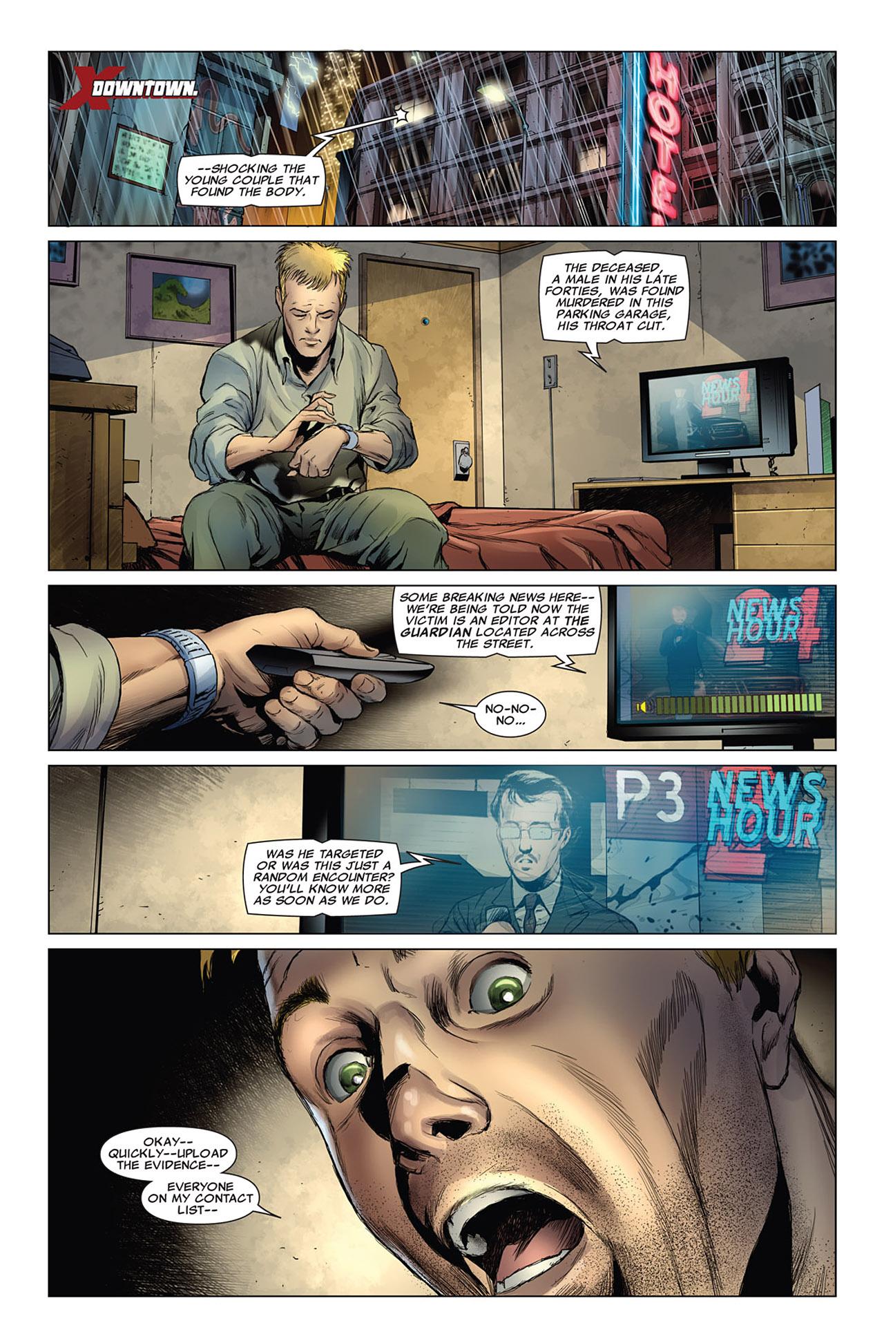 Uncanny X-Force (2010) #10 #27 - English 13