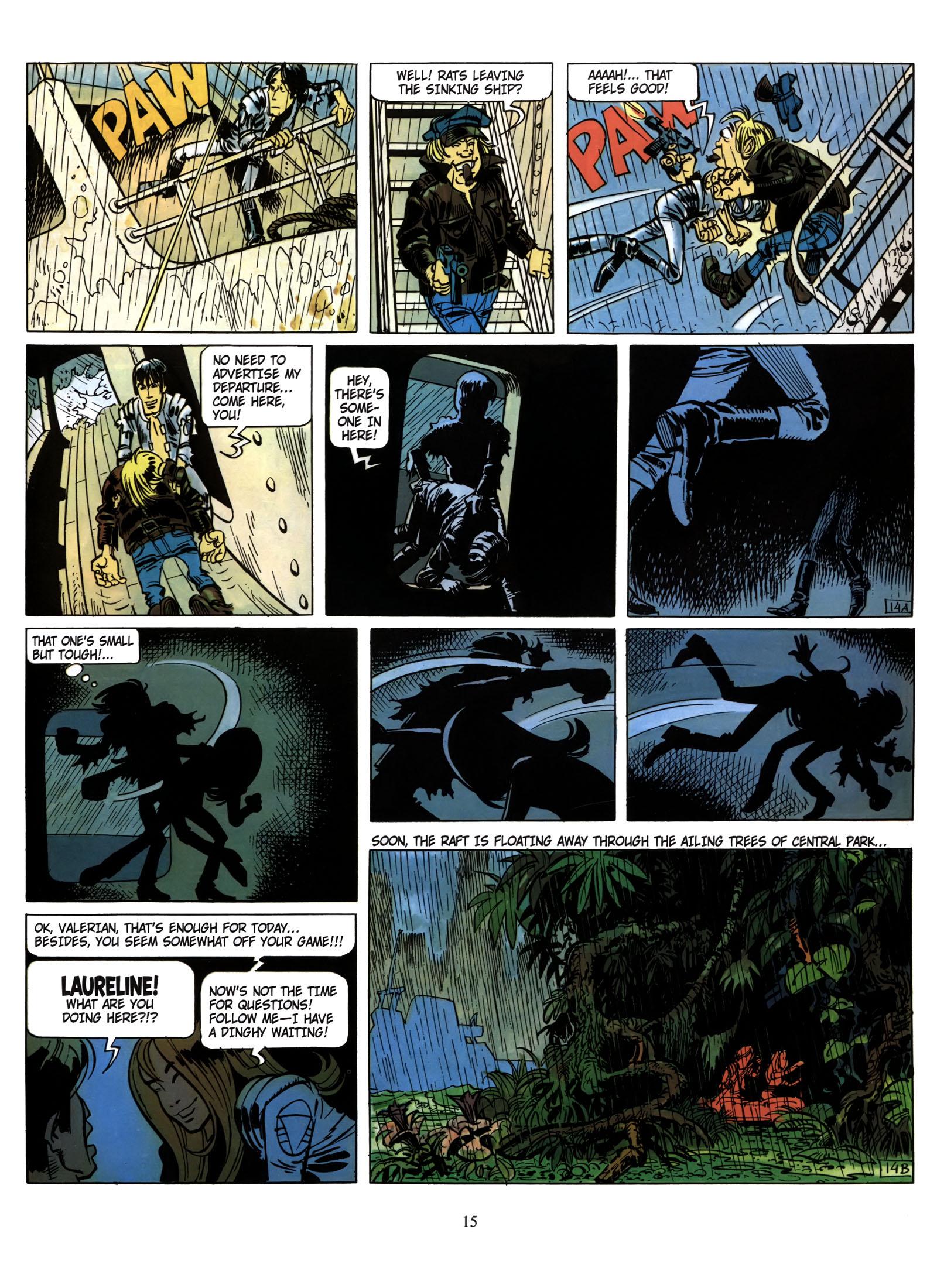 Valerian and Laureline #1 #23 - English 16
