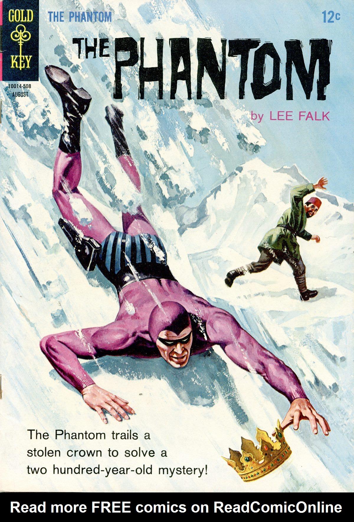 The Phantom (1962) 13 Page 1