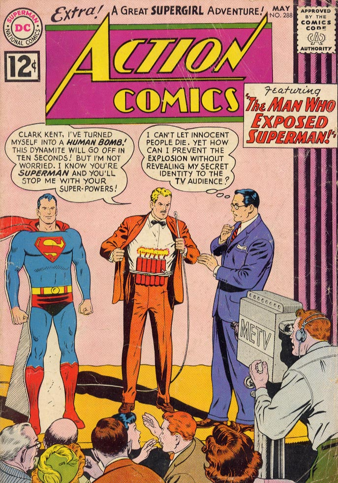 Action Comics (1938) 288 Page 1