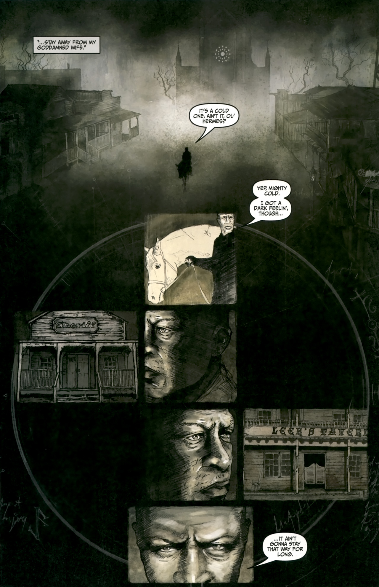 Read online Silent Hill: Past Life comic -  Issue #4 - 11