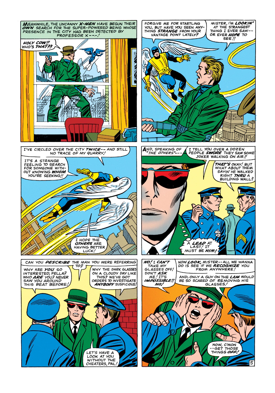 Uncanny X-Men (1963) 11 Page 5