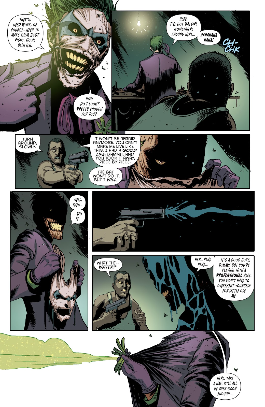 Batman (2011) Annual 3 #13 - English 34