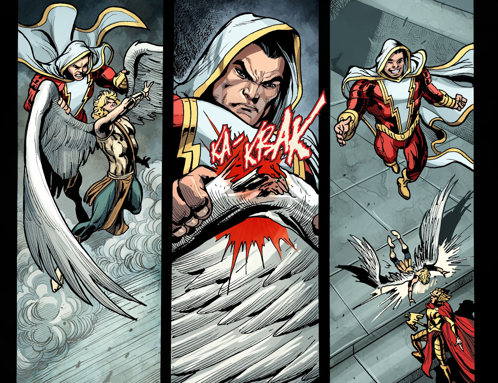 Injustice: Gods Among Us Year Four Issue #14 #15 - English 21