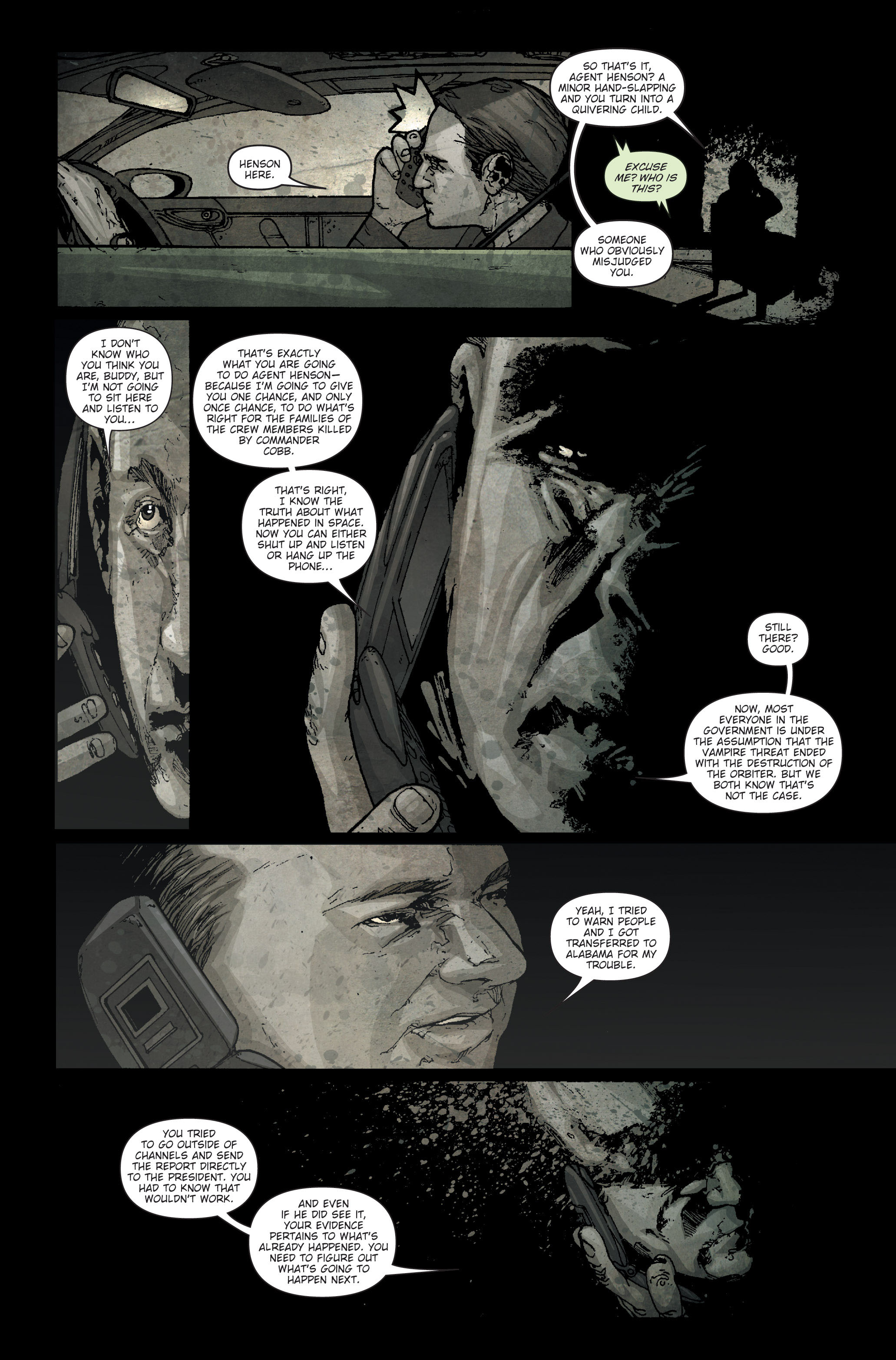 30 Days of Night: Spreading the Disease 1 Page 7