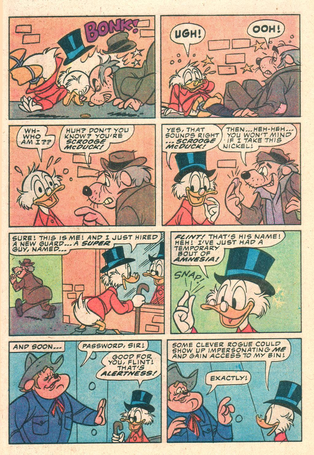 Uncle Scrooge (1953) Issue #199 #199 - English 28