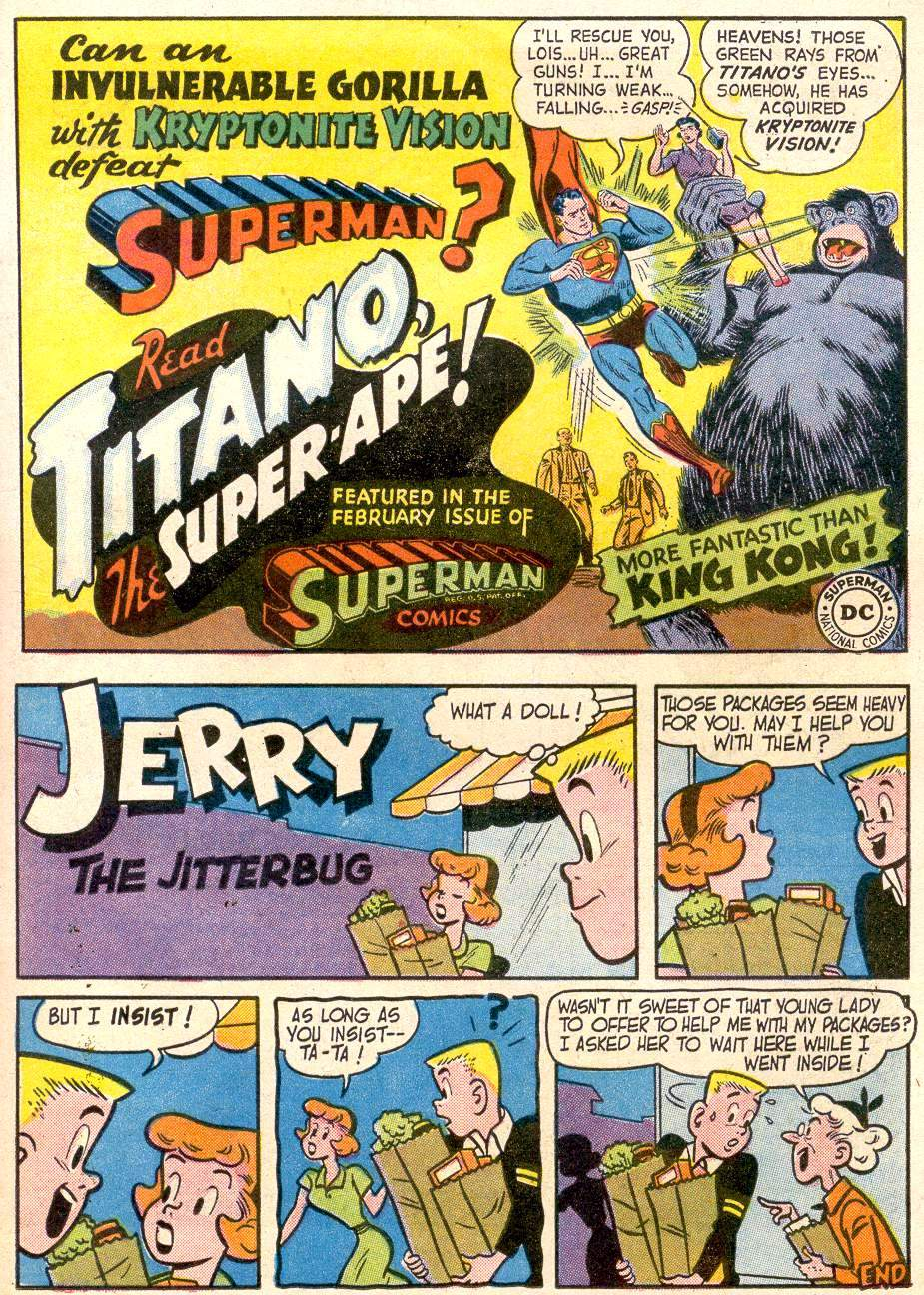 Read online Adventure Comics (1938) comic -  Issue #256 - 17