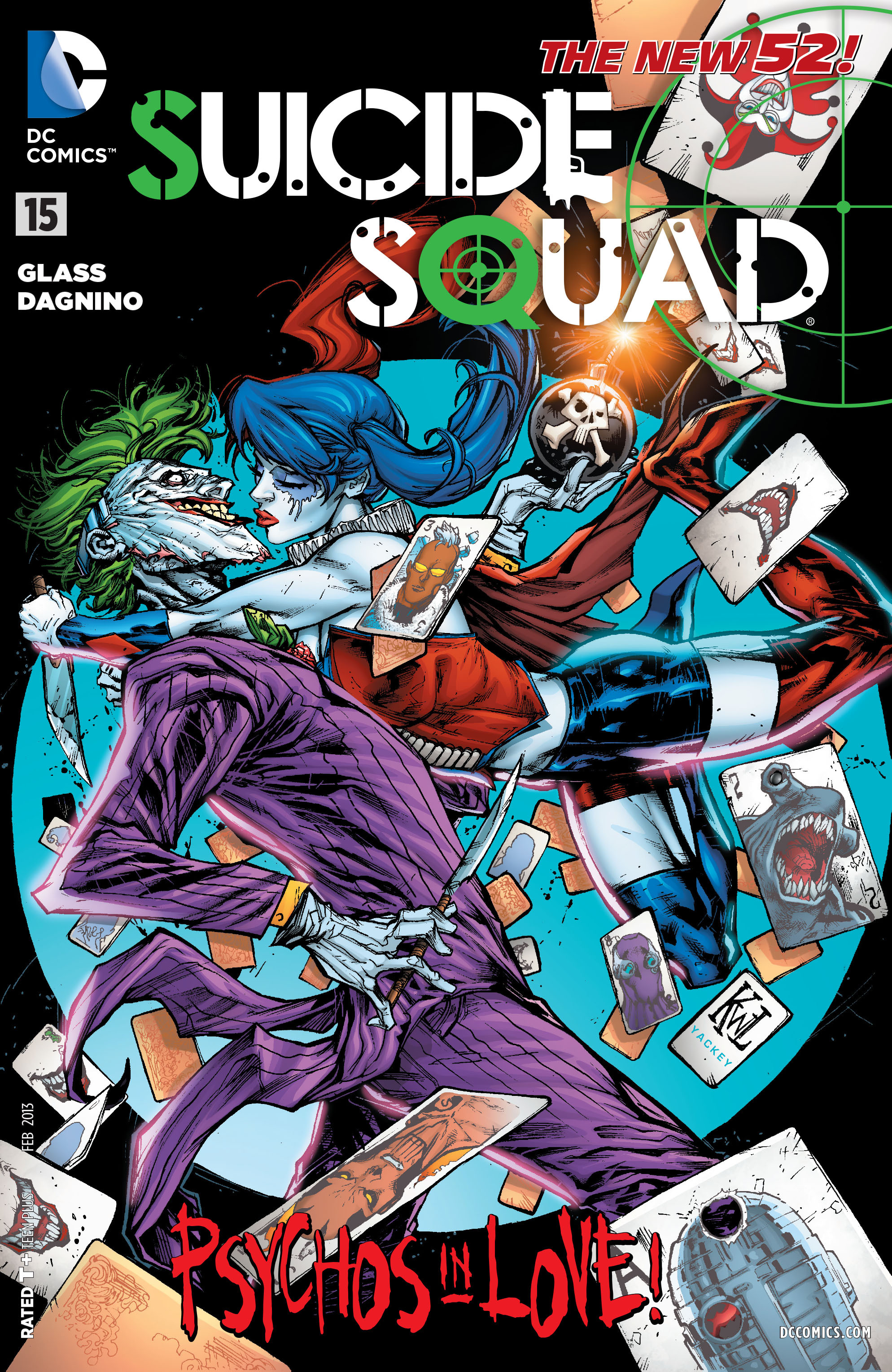 Suicide Squad (2011) issue 15 - Page 1