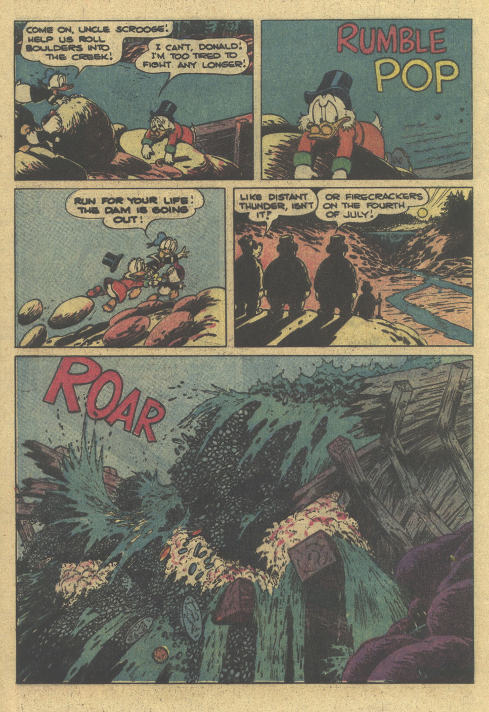 Uncle Scrooge (1953) Issue #195 #195 - English 28
