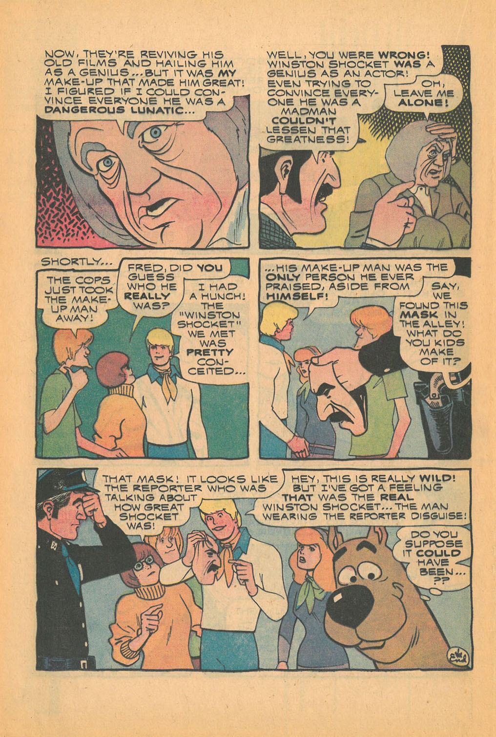 Read online Scooby-Doo... Mystery Comics comic -  Issue #21 - 16