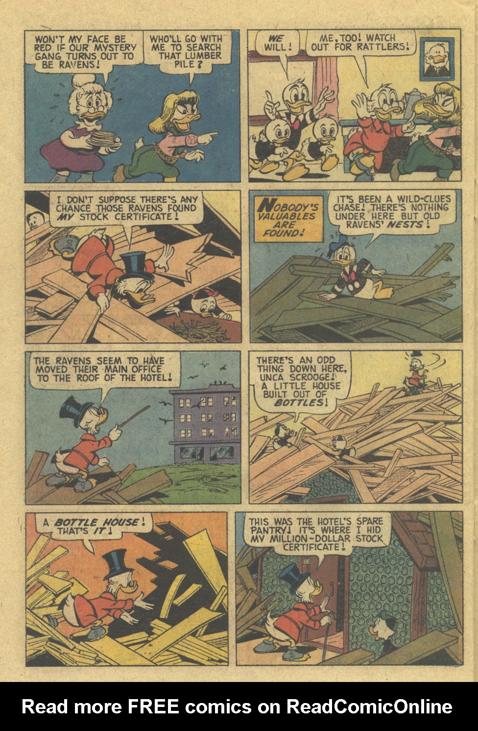 Uncle Scrooge (1953) Issue #56 #56 - English 18