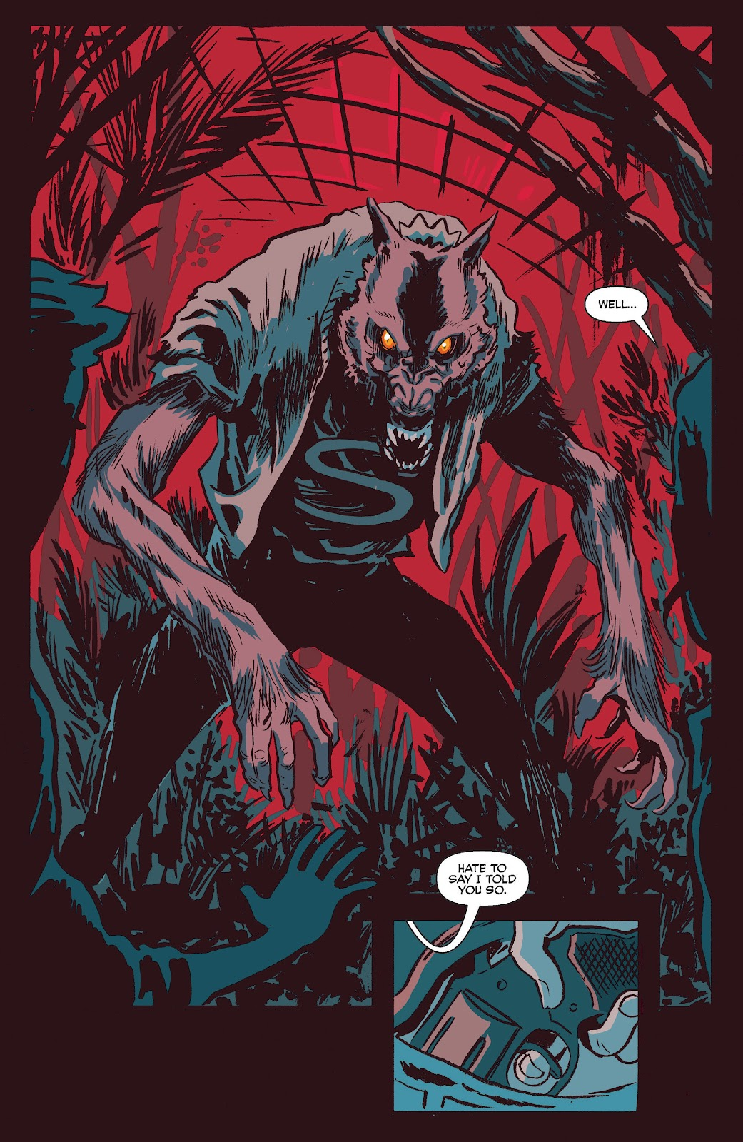 Jughead The Hunger Issue #0 #1 - English 35