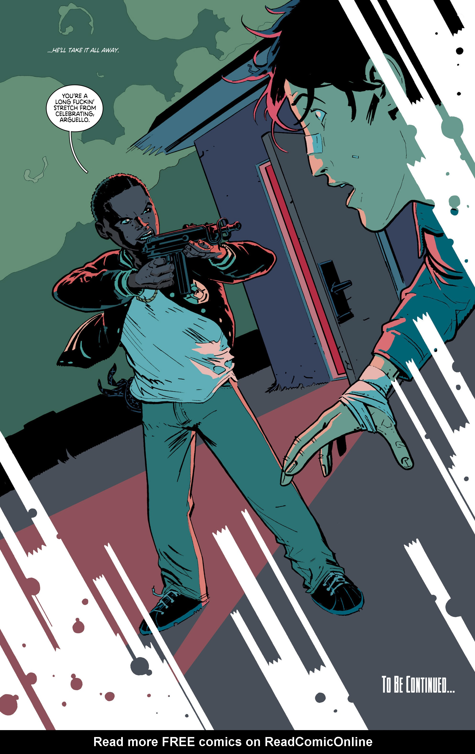 Read online Deadly Class comic -  Issue #20 - 24